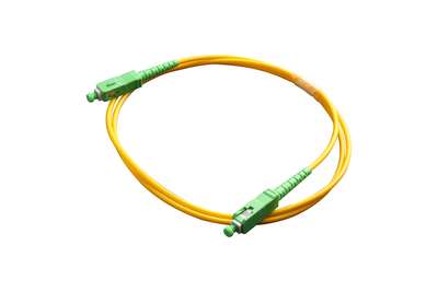 SC/APC-SC/APC Multi Mode Fiber Optical Patch Cord