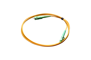 LC/APC Single Mode Fiber Optical Pigtail
