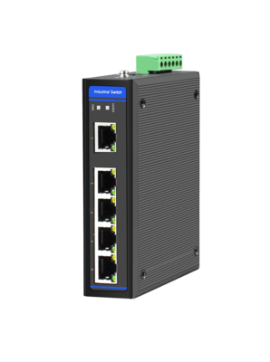 Industrial Ethernet Switch, 5 x 10/100M Base-TX